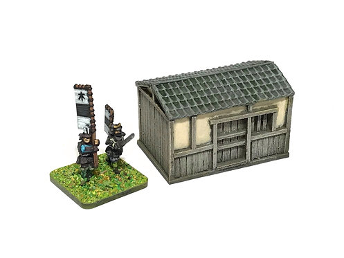 JP15-01 / Small Town House