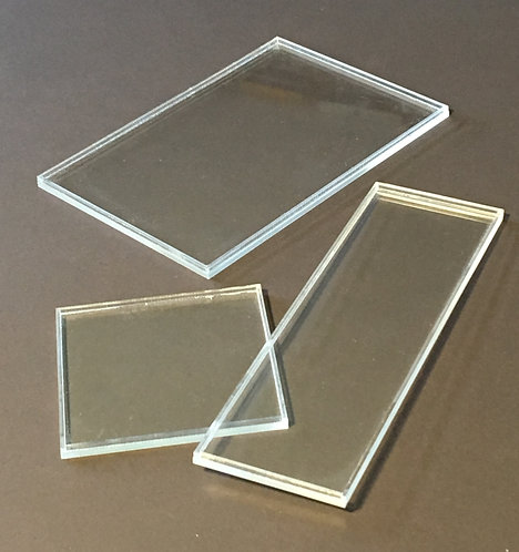 GA01 / Clear acrylic movement trays, Price from