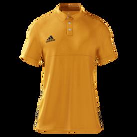 Mens Polo Shirt Gold
