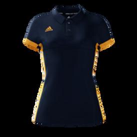 Womens Polo Shirt Navy Blue