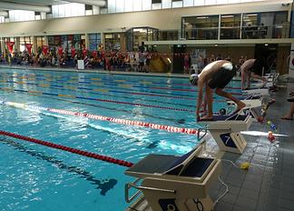 Sydney Uni Swim Club meet
