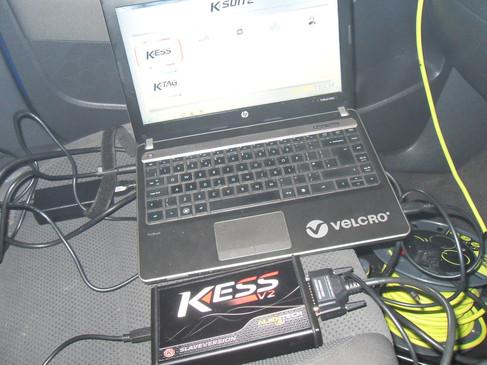 Kess Geunine remap tool