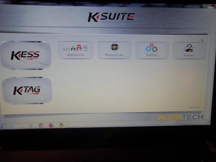 Allientach software