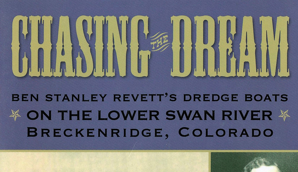Chasing the Dream Lower Swan front cover
