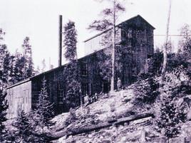 NEW in 2021: Washington Mill Exhibit