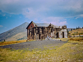 History of the Section House near Breckenridge, CO