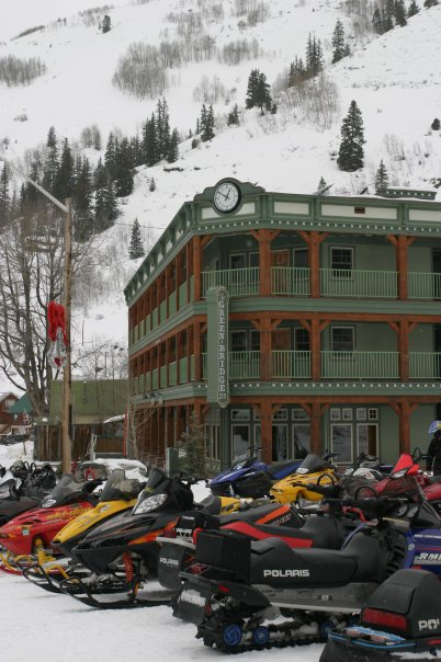 Snowmobiler Heaven