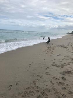 Beach Bday
