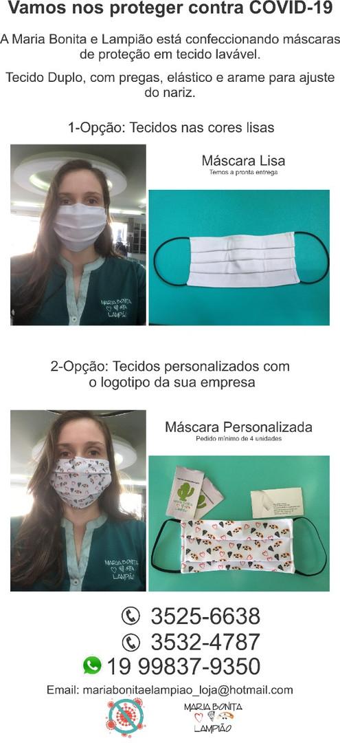 Personalize mascaras