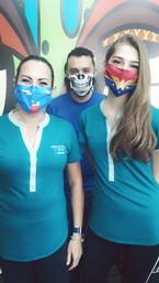 mascaras pronta entrega