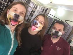 mascara cachorro