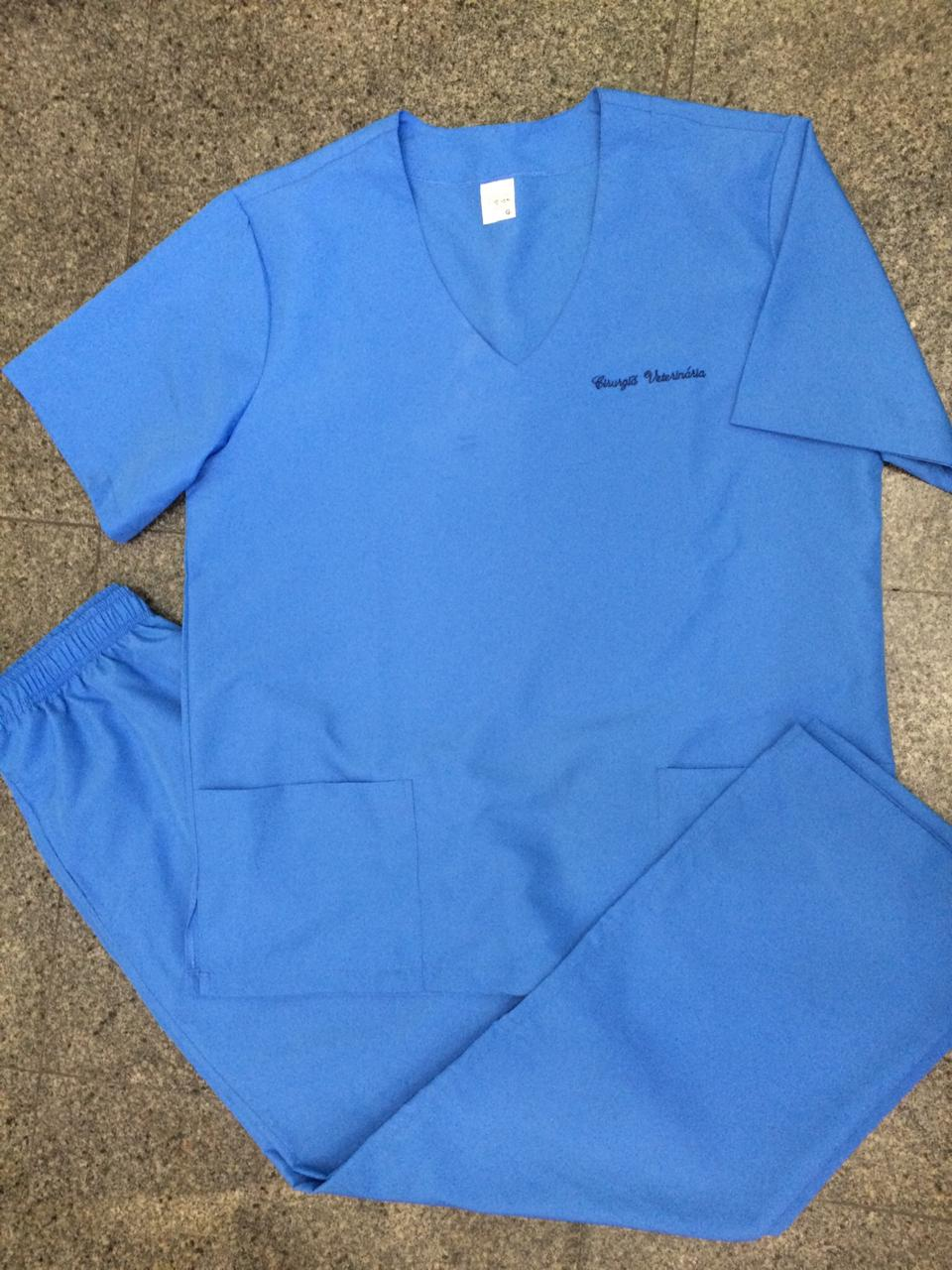 Pijama cirurgico