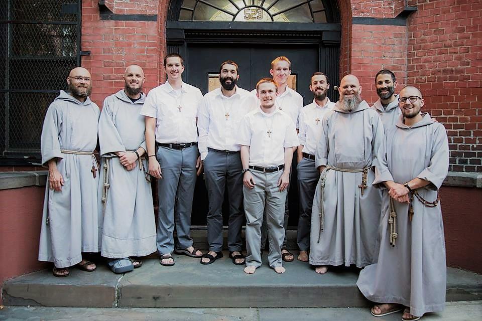 CFR Vocations, Franciscan Friar