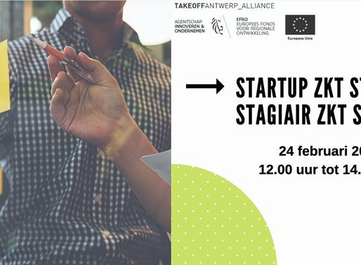 Matchmaking Stagiairs (m/v/x) en Startups