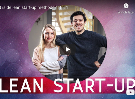 Entrepreneurial Essential: De lean start-up methode