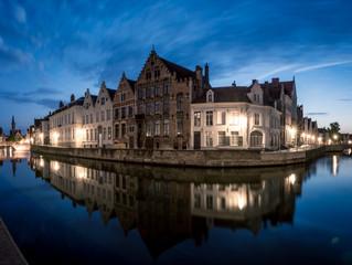 Road trip to Bruges
