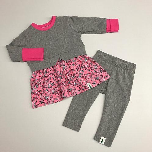 Girly Sweater Set #4 Gr.74