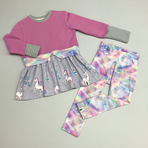 Girly Sweater Set #7 Gr.98