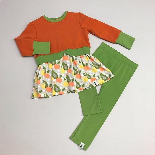 Girly Sweater Set #9 Gr. 104