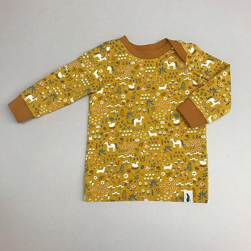 Basic Shirt #5 Gr. 74-86