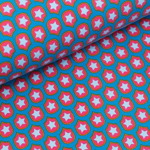 Biojersey Janeas Sternschilder - blau