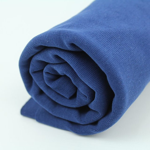 Bio-Bündchen - marineblau