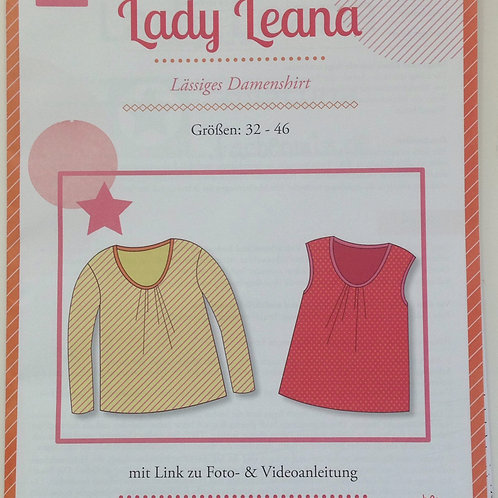 Lady Leana- Lässiges Damenshirt