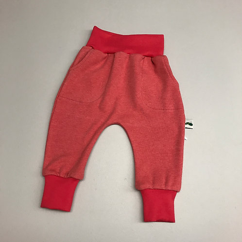 Baggy Pants rot/pink Gr. 56-86
