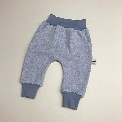 Baggy Pants blau Gr. 56-86