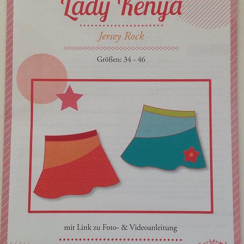 Lady Kenya - Jersey Rock