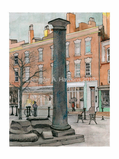 Chester The Column