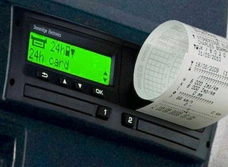 Tachograph management