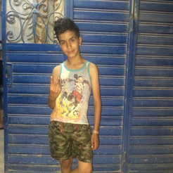 Abde Rahim (12 ans)