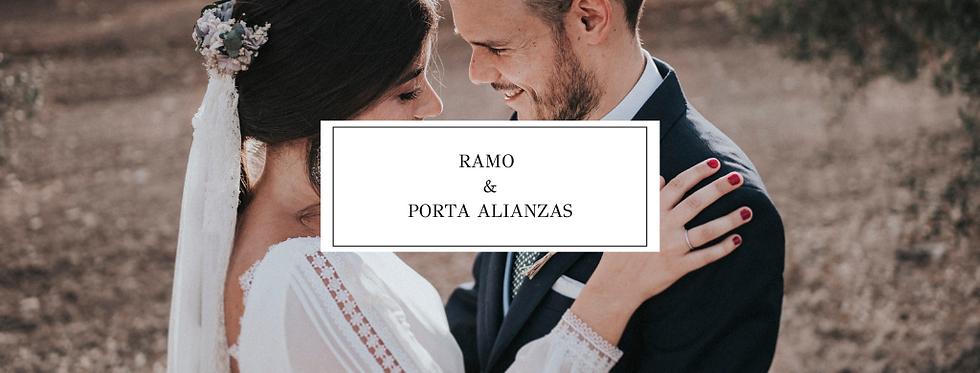 Pack Ramo & Porta Alianzas