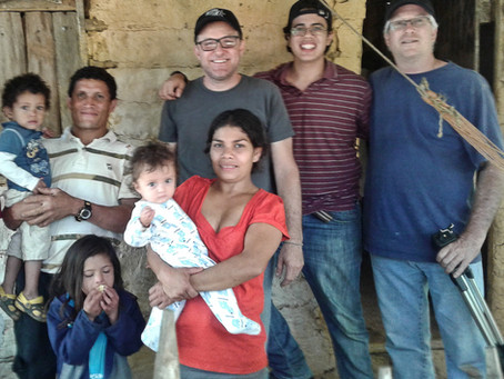 Story of a Coffee Farmer in Honduras