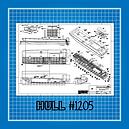 Aluminum Boat Kits Blue Print
