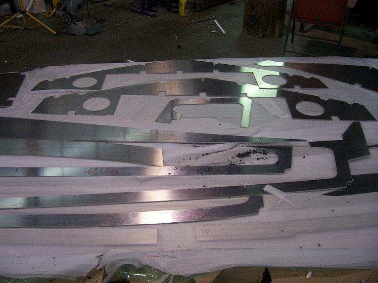 Aluminum boat kits usa