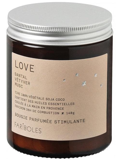 BOUGIE LOVE 140G