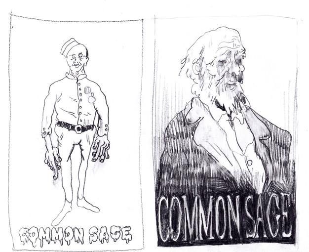 Common Sage Shirt Designs, 2019