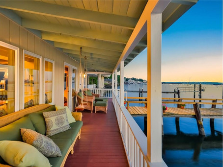 TOP 5 VACATION COTTAGES