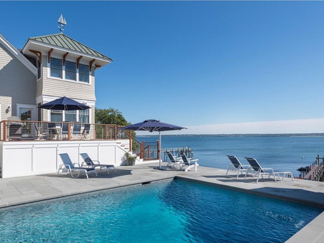 TOP 5 WATERFRONT HOMES