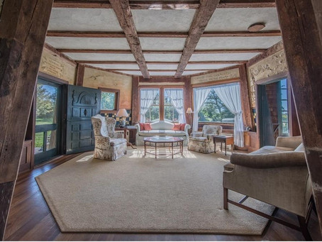 TOP 5 HISTORIC HOMES ON THE EAST BAY