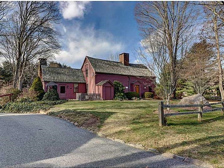 TOP 5 HISTORIC HOMES IN KENT COUNTY