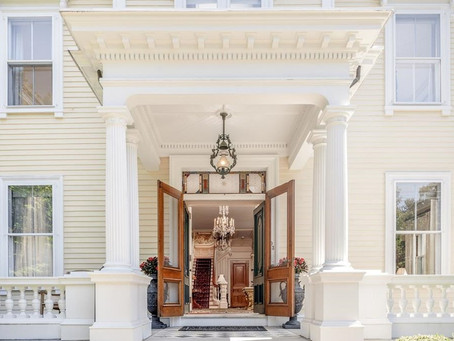 TOP 5 HISTORIC HOMES ON THE EAST SIDE