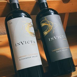Invicta by Merus Cabernet Sauvignon