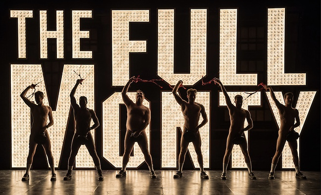 The Full Monty at Stages St. Louis