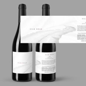 Millard Family Cellars - Silk Road Pinot Noir