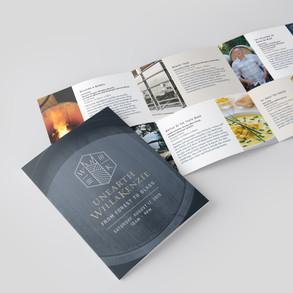 UnEarth WillaKenzie Event Brochure - WillaKenzie Estate