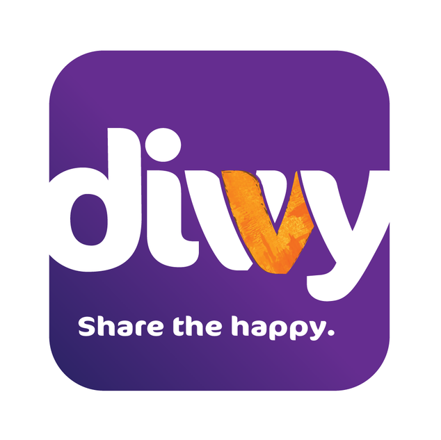 Divvy - Share the happy.