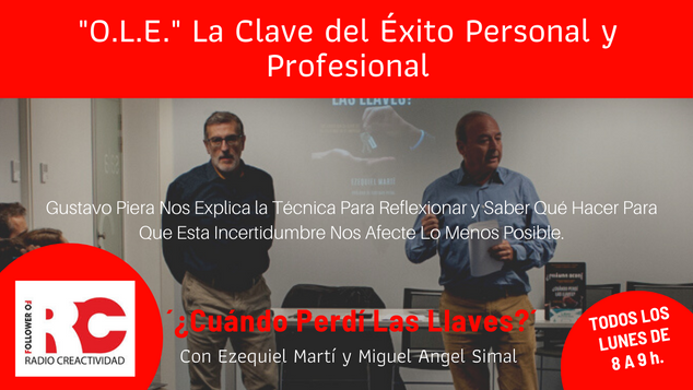 O.L.E. LA CLAVE DEL ÉXITO PERSONAL Y PROFESIONAL